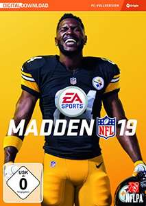 [Amazon] Madden NFL 19 (PC)
