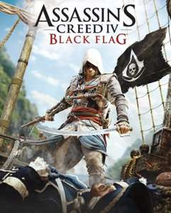 Assassin's Creed IV 4: Black Flag für 3,87€ (Uplay Steam PC Game)