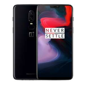 Oneplus 6 128/8GB Mirror Black | International Version
