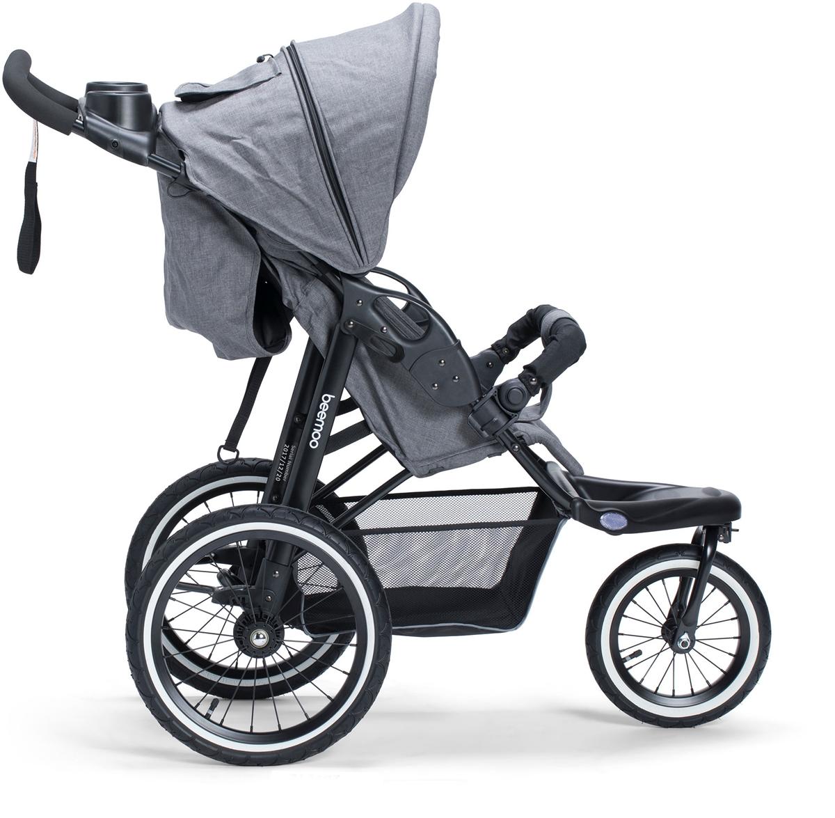 Beemoo Sport Kombo Joggingwagen Kinderwagen