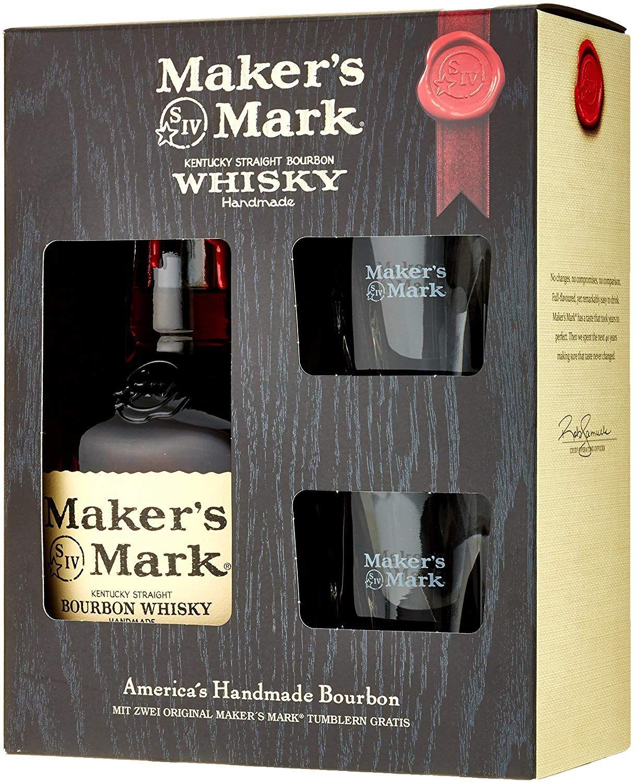 Maker's Mark Set Whisky Whiskey