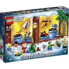LEGO City Adventskalender (60201)