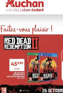 Lokal für Lux Pendler, Red Dead Redemption 2 PS4, XBox