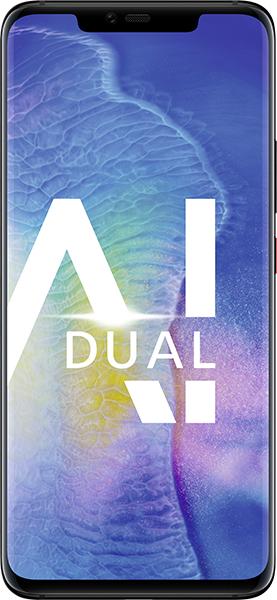 Huawei Mate 20 Pro mit Amazon Echo Show 2 + Schubladenvertrag