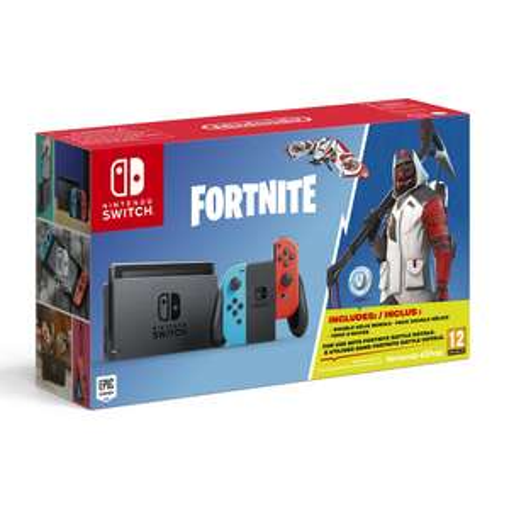 Nintendo - Switch: Fortnite Bundle mit dem Double Helix Set