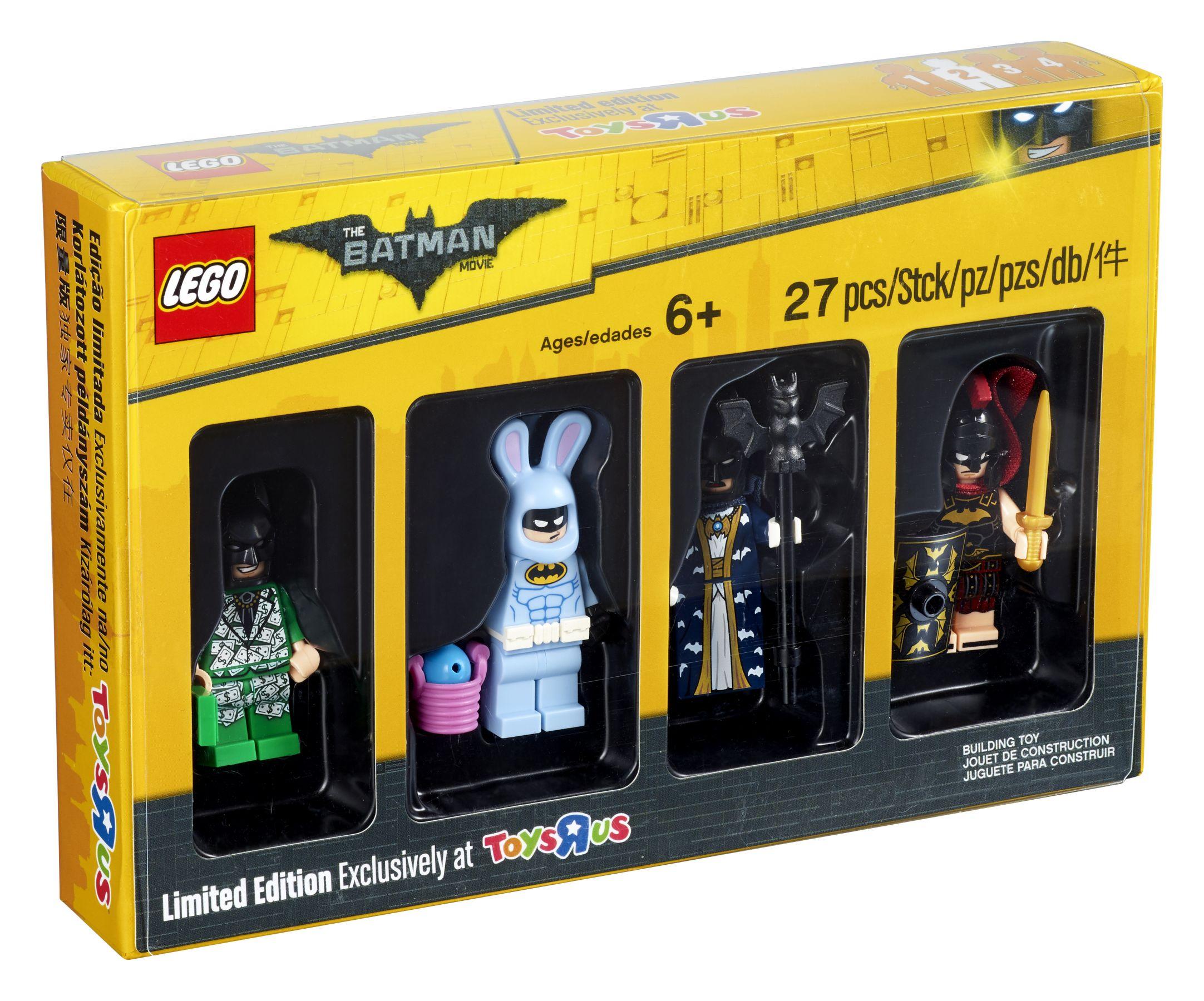 Toys'R'Us Bricktober 2017 The LEGO Batman Movie 5004939 Minifiguren Set