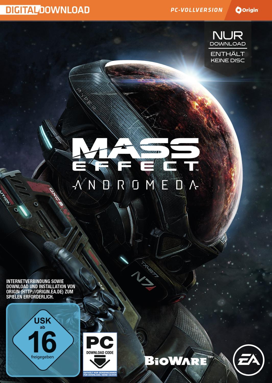 Mass Effect: Andromeda (Retail/Origin) für 7,99€ (Müller)