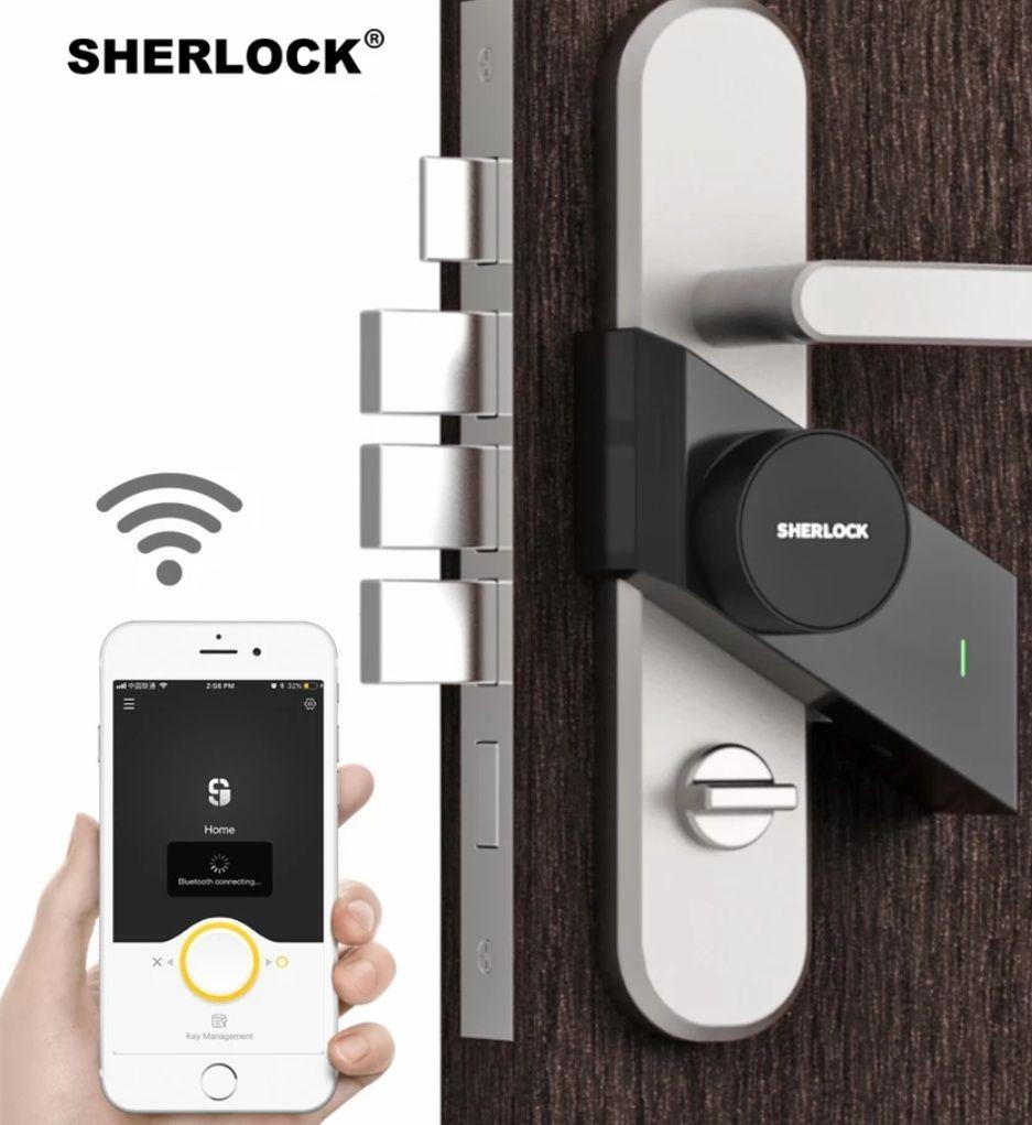 Sherlock S2 Smart Türschloss aus DE *Vorbestellung 11.11*