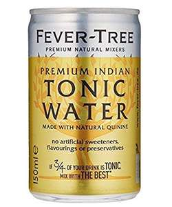 [amazon Prime] Fever Tree Tonic 24x 0.15l Dosen 0,49€ je Dose durch Pfandfehler