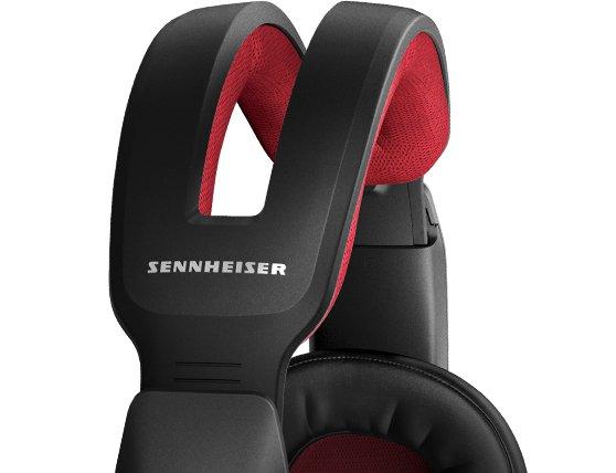 Sennheiser GSP-350 + Mousepad + Halterung