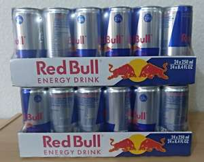 [eBay] Red Bull 250ml 24er Tray
