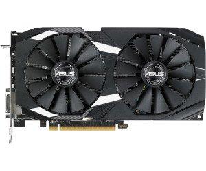 ASUS Dual Radeon RX 580 OC (4GB) für 158,20€ [Future-X]