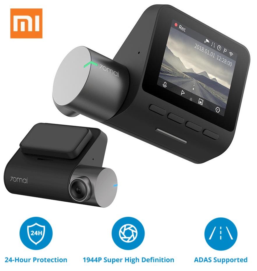 Original Xiaomi Mijia 70Mai Pro - 1944P HD FOV WiFi Dashcam Kamera DVR