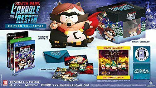 South Park: Die rektakuläre ZerreißprobeCollector's Edition (Xbox One/PS4/PC) für 34.56€ (Amazon.fr)