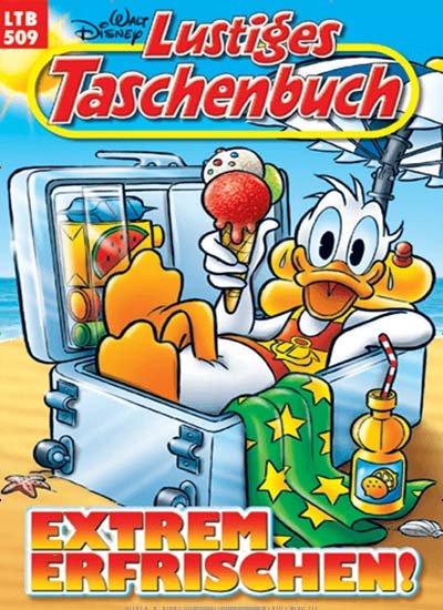 Lustiges Taschenbuch Abo (13 Ausgaben) für 86,65 € mit 45 € BestChoice Universalgutschein