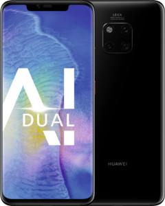 Huawei Mate 20 Pro Dual-Sim black Smartphone 128 GB 16,2 cm 8 MP LTE [future-x]