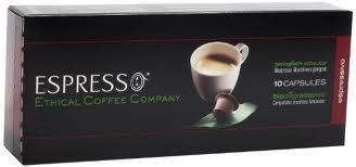 """[Lokal] Nespresso Nachbaukapseln """"Ethical Espresso"""" für 0,99€ @ REWE Siegen"""
