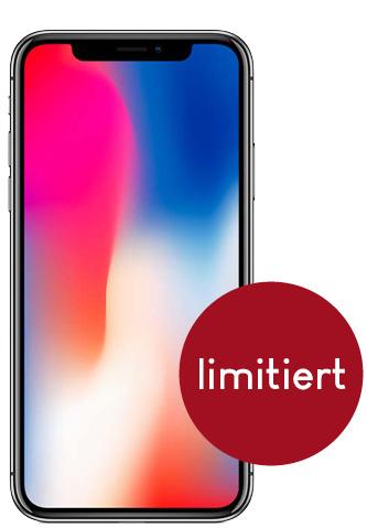 Vodafone Smart L Plus mit Apple iPhone X für 36,99€ im Monat + 259€ Zuzahlung | oder im Smart XL mit 11GB LTE für 46,99€ im Monat + 99€ Zuzahlung *UPDATE* jetzt mit Magenta M | L und Young Verträgen