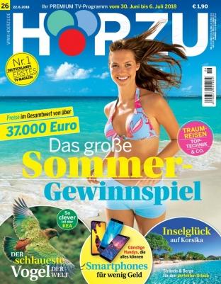 HÖRZU Jahresabo (52 Ausgaben) + 110 Euro-Amazon-Gutschein für 109,60 Euro