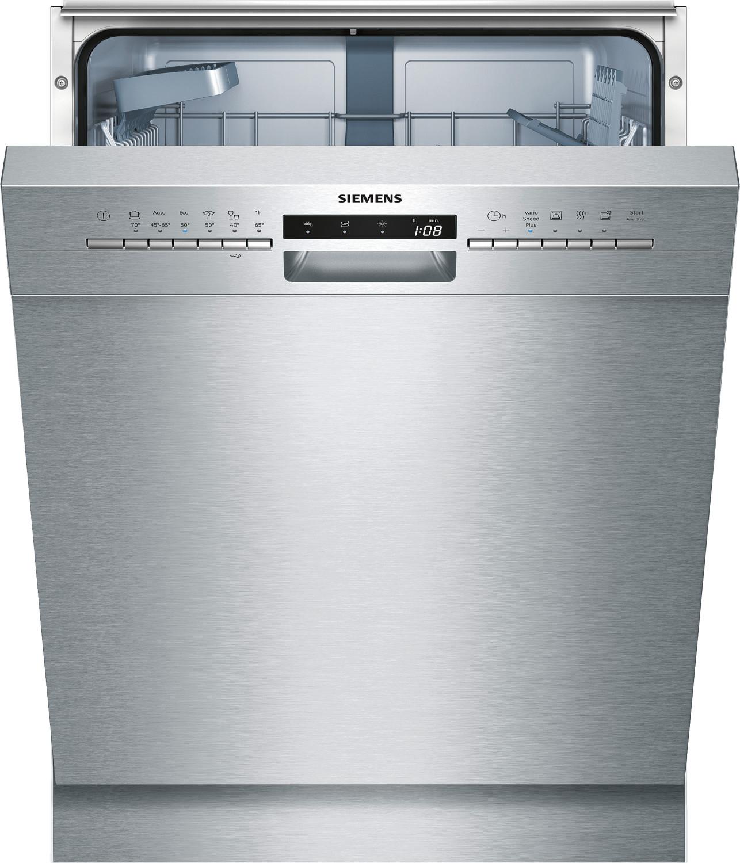 Siemens SparTage: z.B. Geschirrspüler Siemens SN436S01CE (Edelstahl, A+++, 13 Maßgedecke, 6 Programme, Beladungserkennung, AquaStop, 43dB)
