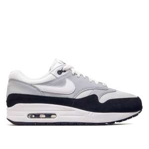 AIR MAX 1 WHITE GREY BLACK