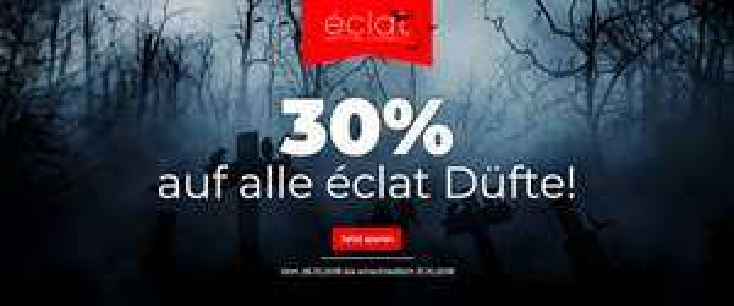 30% auf Duftzwillinge von Eclat