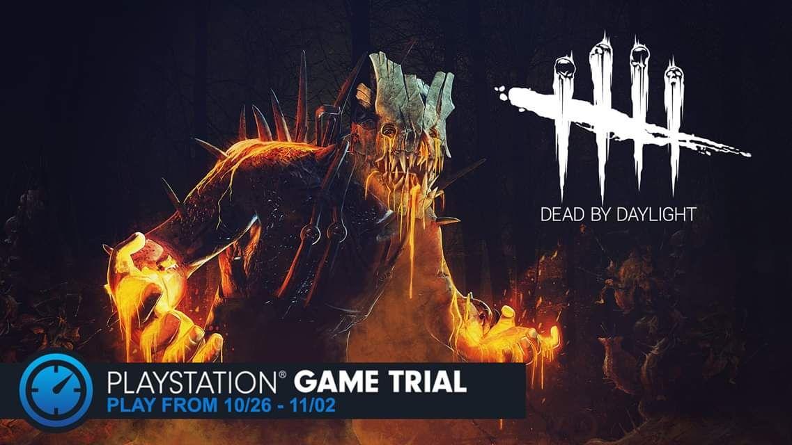 Dead by Daylight kostenlos spielen PS4 (benötigt PS Plus)