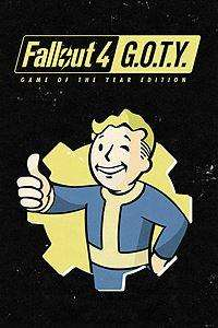 Fallout 4: Game of The Year Edition (Steam) für 15,22€ (CDKeys)