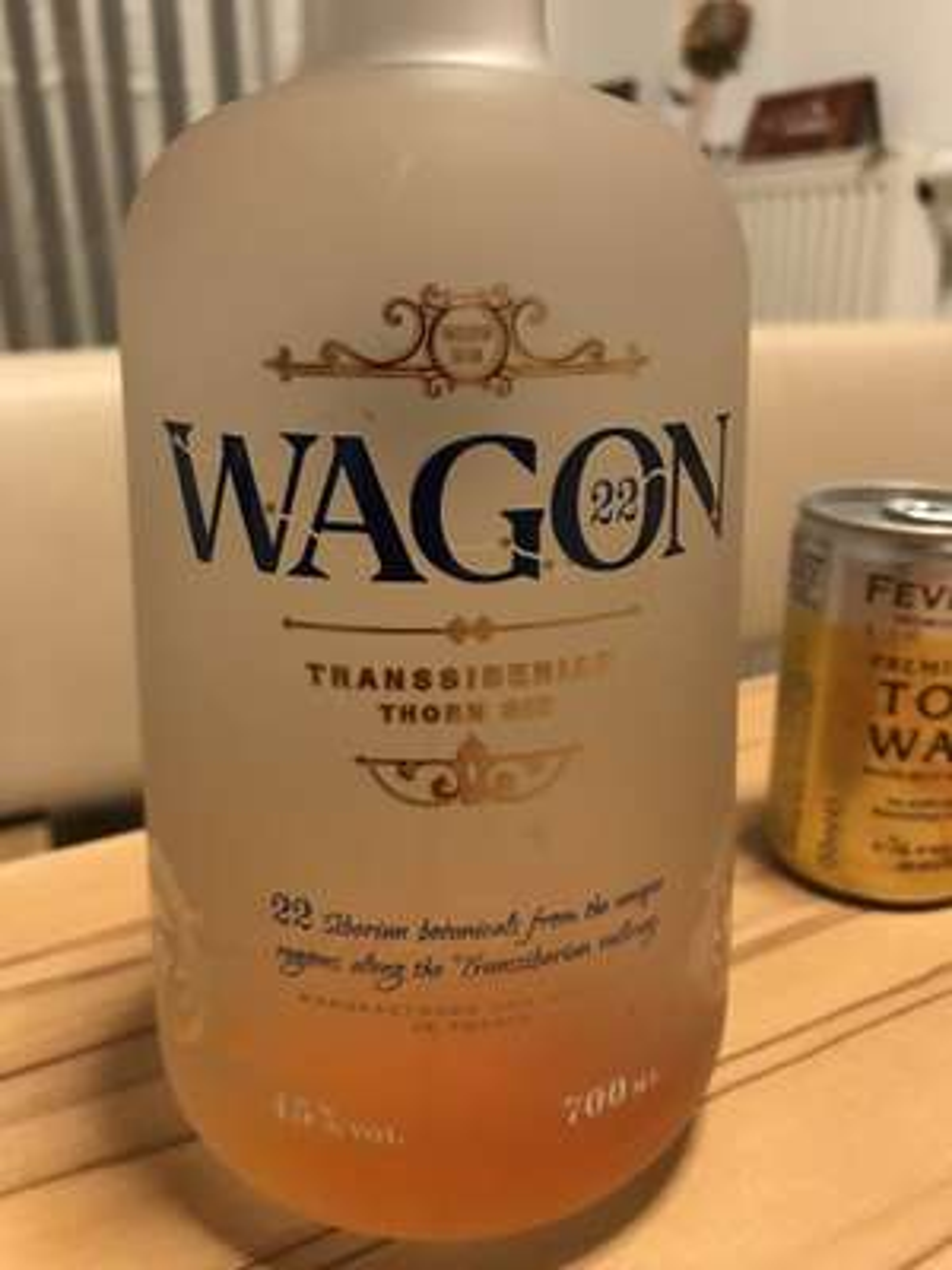 [Lokal Lidl PLZ 74321] Wagon 22 Gin. Russischer Gin.