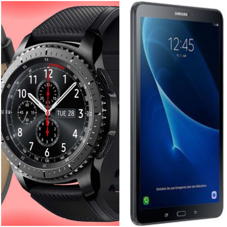 [Sammel-Deal Lokal MediaMarkt Worms] Samsung Gear S3 179€ oder Tab A 2018 130€