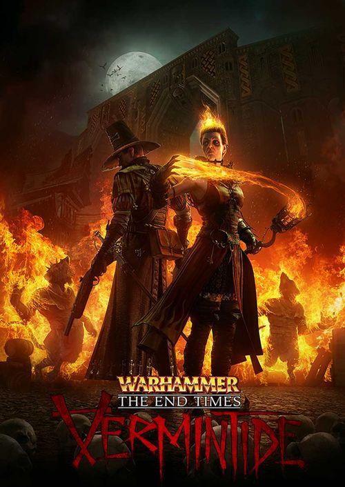 Warhammer: End Times Vermintide (Steam) für 0,96€ (CDkeys)