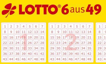 [GMX / WEB.de] LOTTO (6 aus 49) - 2 Tippfelder spielen, nur 1 bezahlen