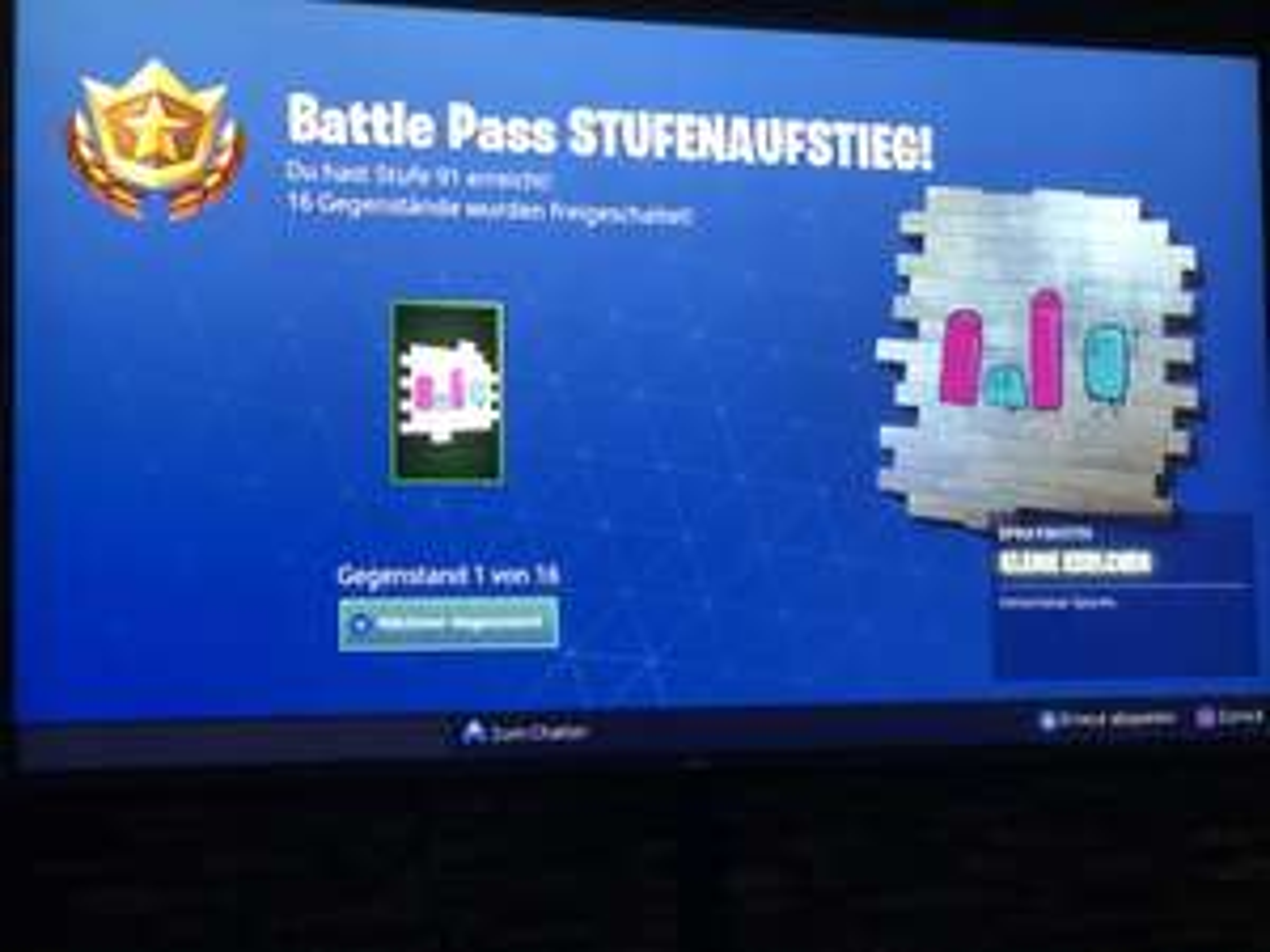 Fortnite gratis 35 Battle Pass Stufen