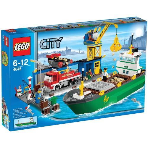 LEGO City Hafen 4645 für 39.99EUR [lokal/Galeria Kaufhof]