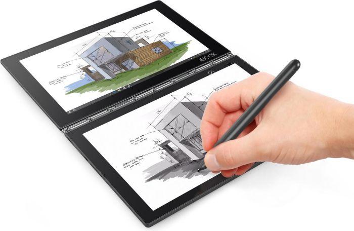 """[NBB] Lenovo Yoga Book YB1-X90L 10,1"""" Full HD IPS Display, Intel Atom x5-Z8550, 4 GB RAM, 64 GB Flash"""