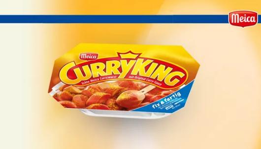 (Marktguru) 0,45€ Cashback beim Kauf von Meica Curry King.