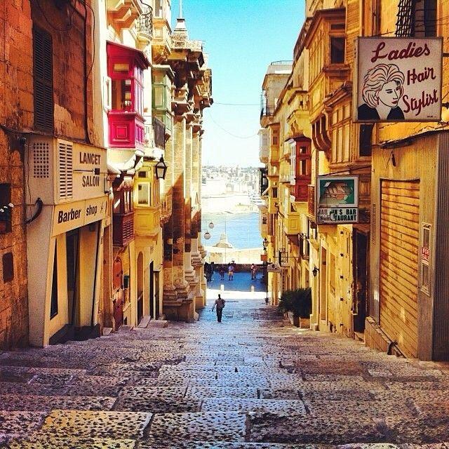 Flüge: Malta [Oktober] - Last-Minute - Hin- und Rückflug mit Air Malta von Leipzig nach Malta ab nur 54€ inkl. Gepäck