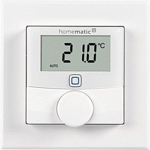 Homematic IP Wandthermostat mit Schaltausgang für 230V