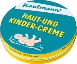 Kaufmanns Haut- und Kindercreme - Proben kostenlos bestellen