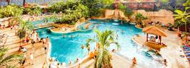 Eintritt in die Tropical Islands inklusive 1 Übernachtung für 2 Personen