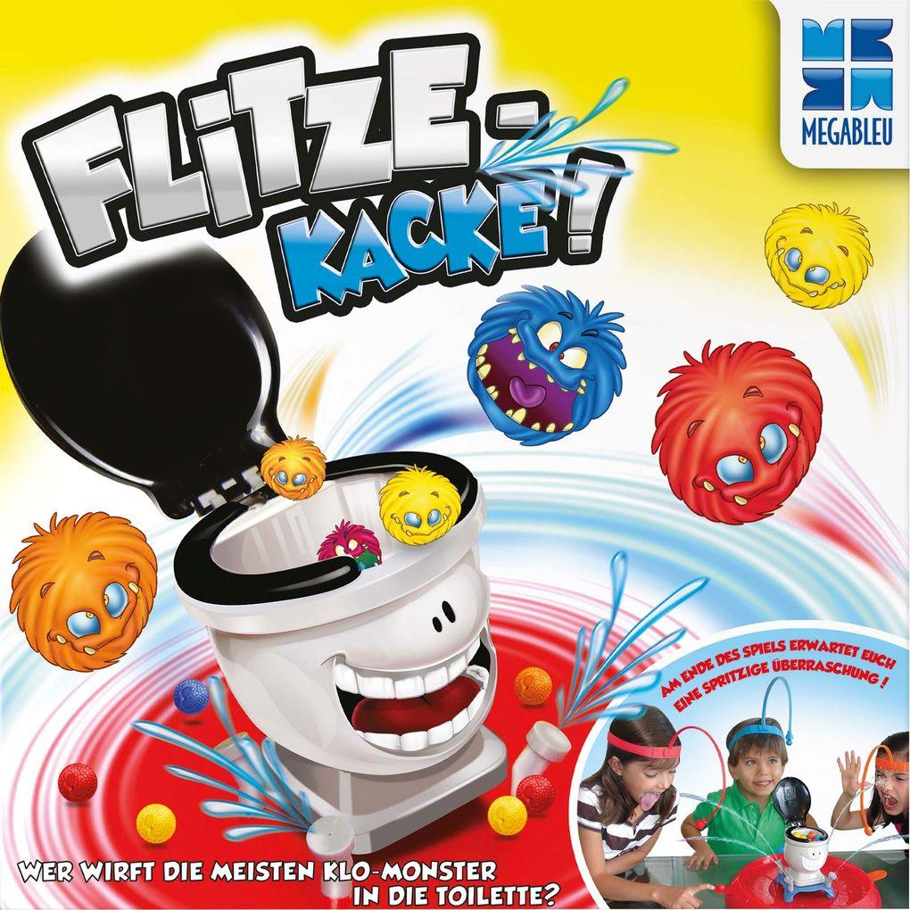 Flitze-Kacke! Das Gemeinschaftsspiel