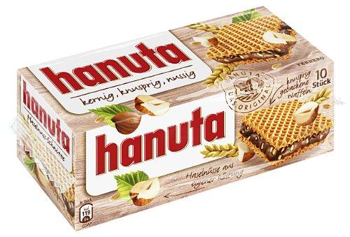 Ferrero Black Week - Duplo und Hanuta Geld zurück