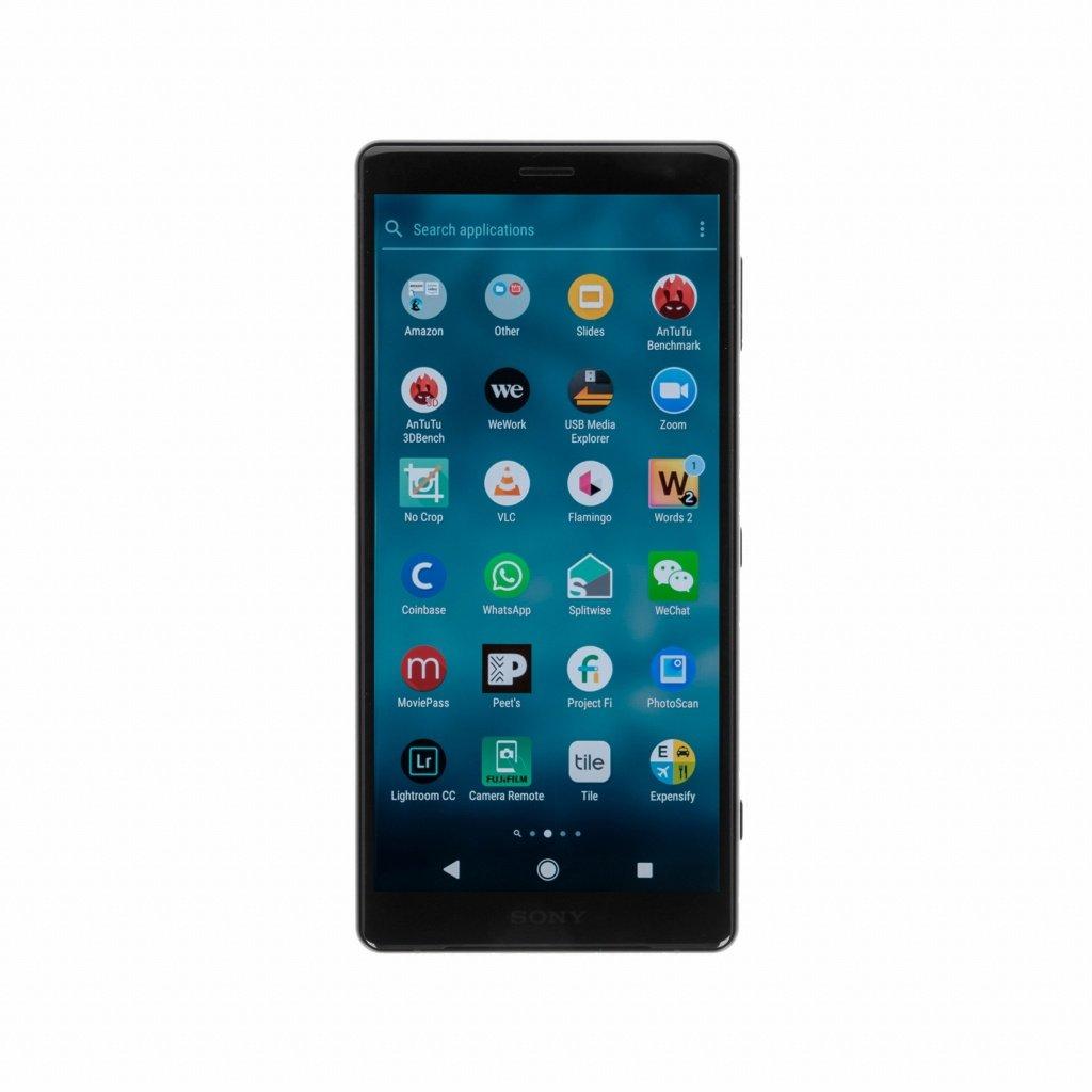 (Ebay)(Asgoodasnew) Sony Xperia XZ2 Single-Sim 64 GB schwarz Zustand Neu