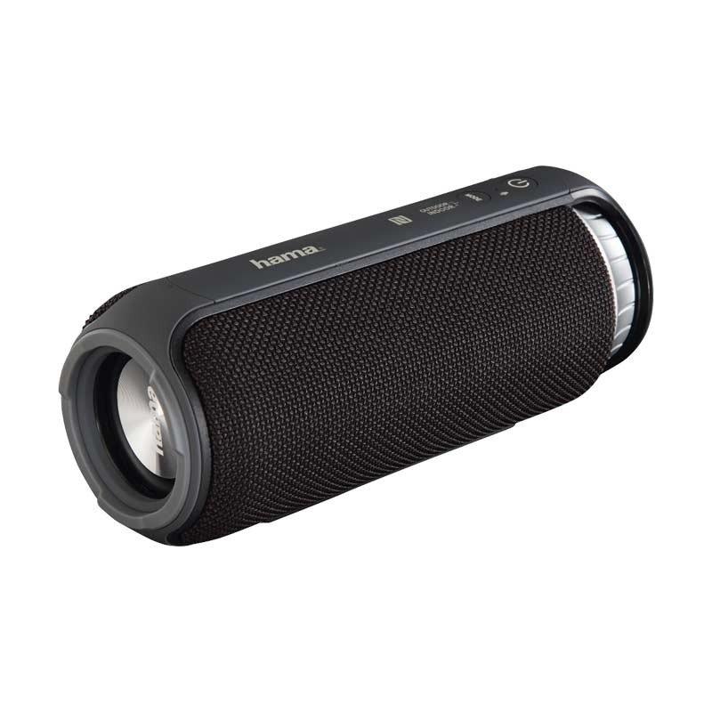 Hama Mobiler Bluetooth-Lautsprecher Soundcup-L | 24W | IPX4 | Bluetooth | NFC | AUX