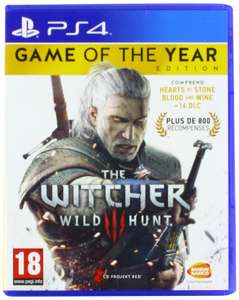 [PS4] The Witcher 3: Wild Hunt - Game of the Year