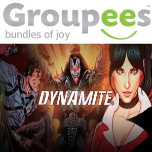 [PDF, EPUB, CBZ] 5 Hefte aus dem Dynamite Fall Horror Bundle @ Groupees