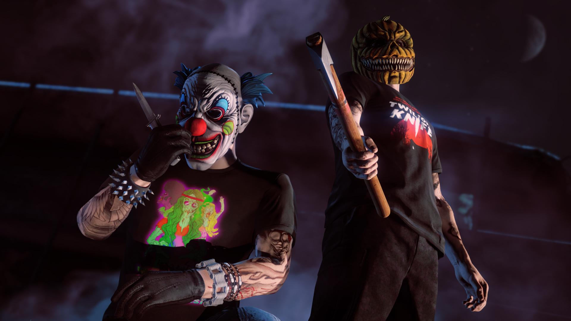 Halloween 2018 in GTA Online -- kostenlose Skins, 2fache GTA$ & RP in Halloween-Modi + Ingamerabatte
