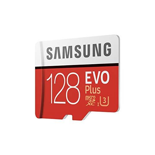 [Amazon-Prime] Samsung EVO Plus microSD 128 Class 10 U3 UHS-I (direkt Amazon-Deutschland)