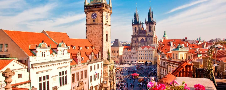 2 Sterne Hotel a&o Hotel Prague Rhea für 18,56 € pro Nacht