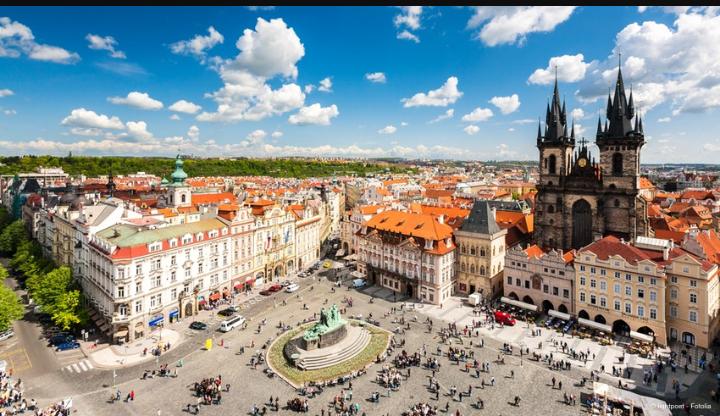 Prag eine Nacht A&O Hotel + An/Abreise  mit Flixbus aus allen großen Städten